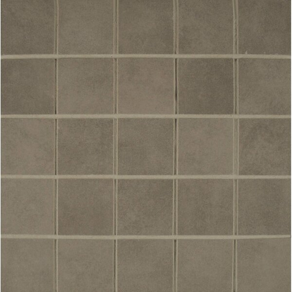 Studio 12 x 12 Porcelain Mosaic Tile in Resin by Grayson Martin