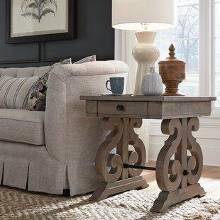 Ellenton End Table with Storage