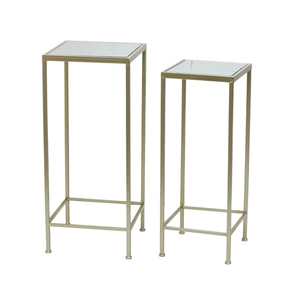 Witherspoon 2 Piece Nesting Tables by Latitude Run