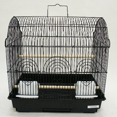 Barn Top Bird Cage by YML