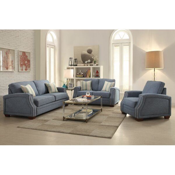 Violet Configurable Living Room Set by Longshore Tides