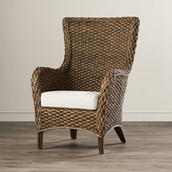 Sanibel Patio Chair with Cushion by Panama Jack Sunroom