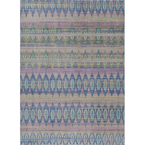 Lake Lilac Area Rug by World Menagerie