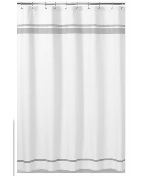 Hotel Cotton Shower Curtain by Sweet Jojo Designs