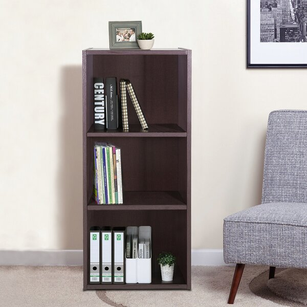 Kull Standard Bookcase By Ivy Bronx