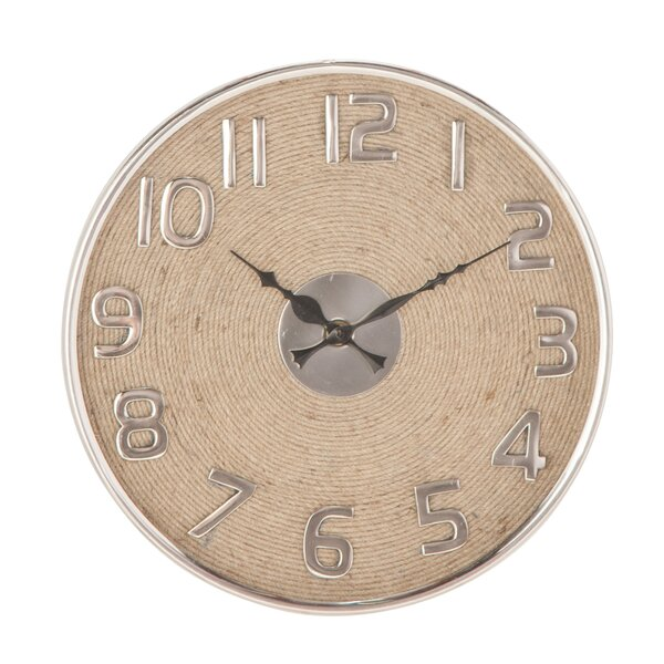 Stickles Modern Round 18 Wall Clock by Winston Porter