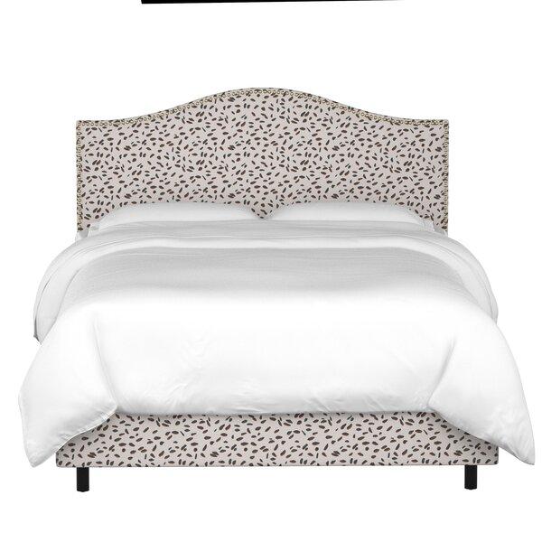 Merrell Upholstered Standard Bed by Brayden Studio