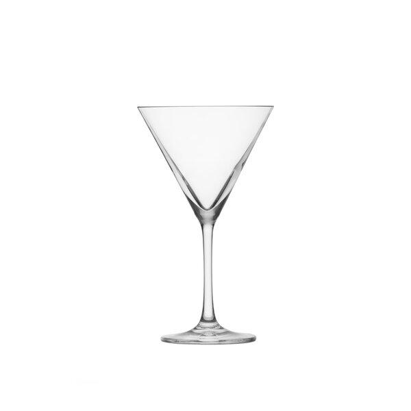 Bar Special 9 oz. Glass Martini Glass (Set of 6) by Schott Zwiesel