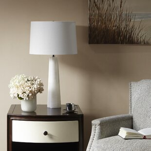Compare prices Calla 27.5 Table Lamp By Madison Park Signature