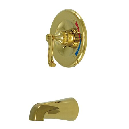 Royale Single Handle Tub Faucet by Kingston Brass