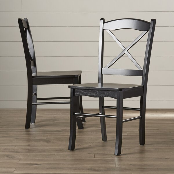 Cara Dining Chair (Set of 2) by August Grove