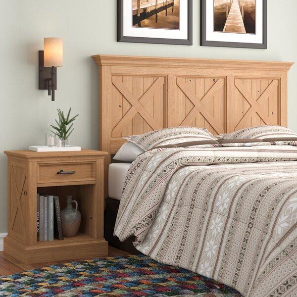 Burbury Country Lodge Panel 2 Piece Bedroom Set by Loon Peak