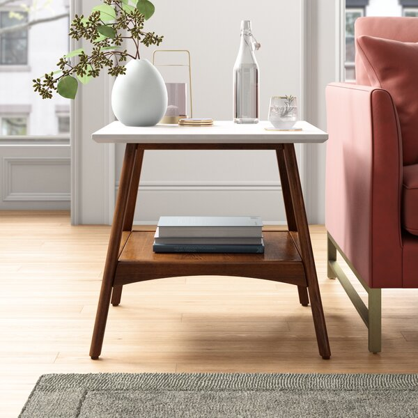 Arlo End Table By Foundstone