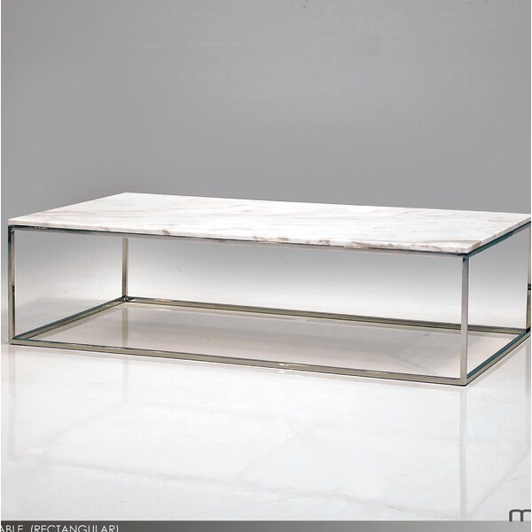 Josselyn Coffee Table by Orren Ellis