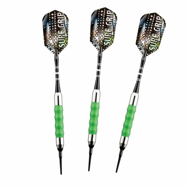 Viper Sure Grip Dart (Set of 6) by GLD Products