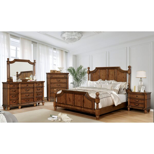 Nyland Standard Configurable Bedroom Set by Enitial Lab