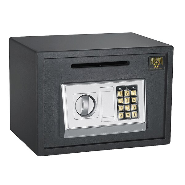 Digital Depository Safe with Electronic Lock by Pa