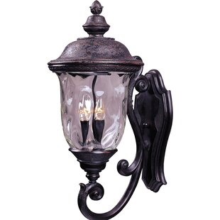 Best Islington 3-Light Outdoor Sconce By Astoria Grand
