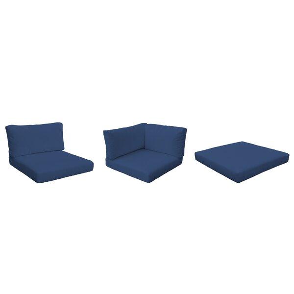 Fernando Indoor/Outdoor Cushion Cover By Sol 72 Outdoor