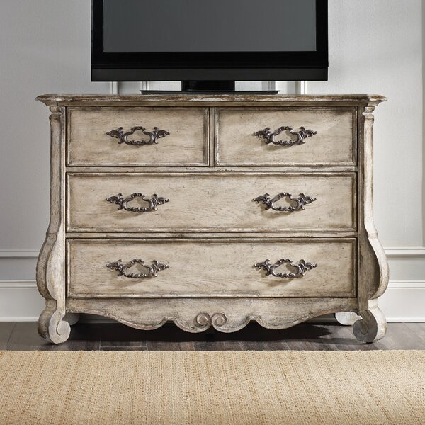 Chatelet 4 Drawer Chest by Hooker Furniture