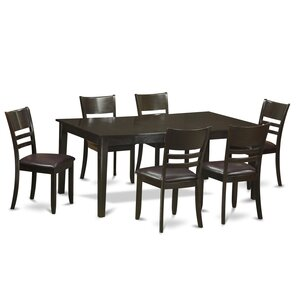 Henley 7 Piece Dining Set by Wooden Importers