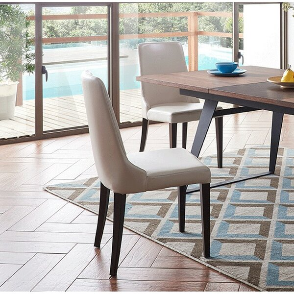 Alayziah Upholstered Dining Chair (Set of 2) by Brayden Studio