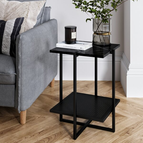 Regena End Table by Wrought Studio