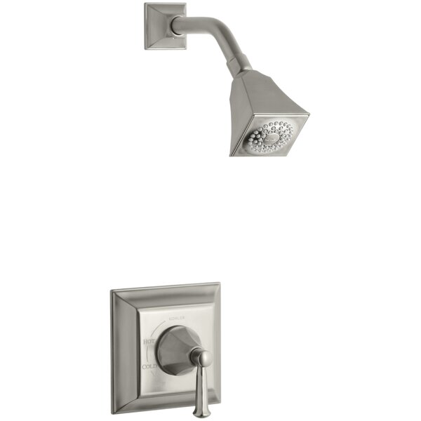 Memoirs Stately Rite-Temp Pressure-Balancing Shower Faucet Trim with Lever Handle, Valve Not Included by Kohler