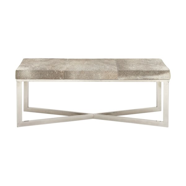 Upholstered Bench by Cole & Grey