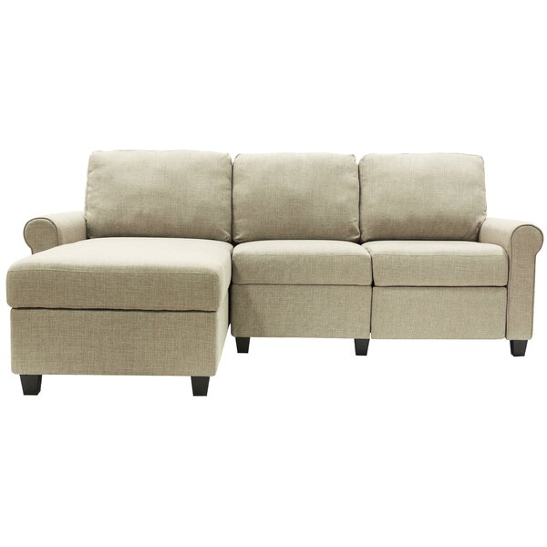 Copenhagen Reclining Sectional by Serta at Home
