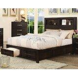 Gosselin Storage Standard Bed byWrought Studio