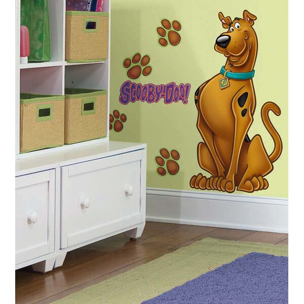 Scooby Doo Cutout Wall Decal