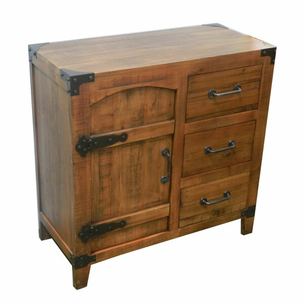 Risner Multi-Use 3 Drawer Accent Cabinet by Loon Peak