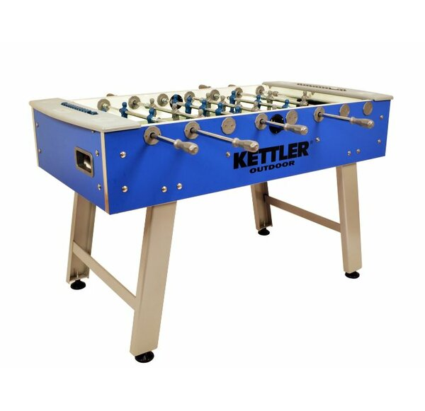 Outdoor Foosball Table by Kettler USA