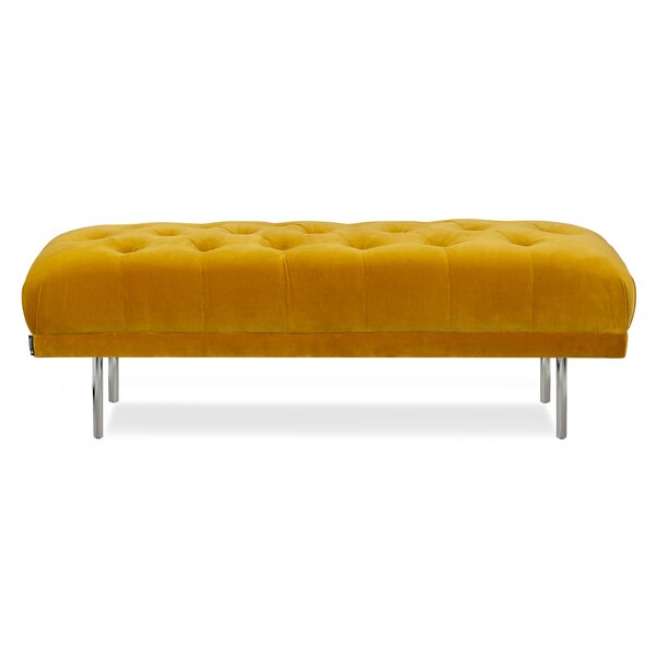 Ellensburg Upholstered Bench by Mercer41
