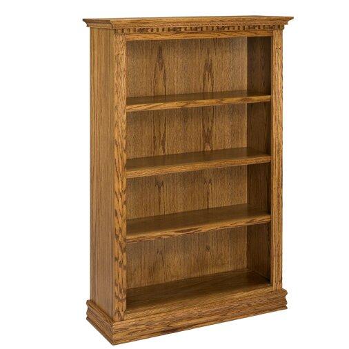 Britania Standard Bookcase By A&E Wood Designs