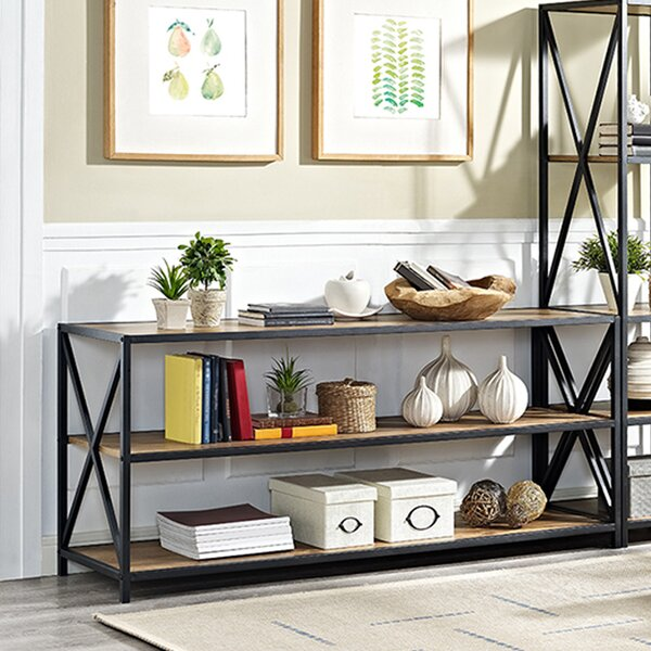 Trent Austin Design Augustus Media Etagere Bookcase & Reviews by Trent Austin Design