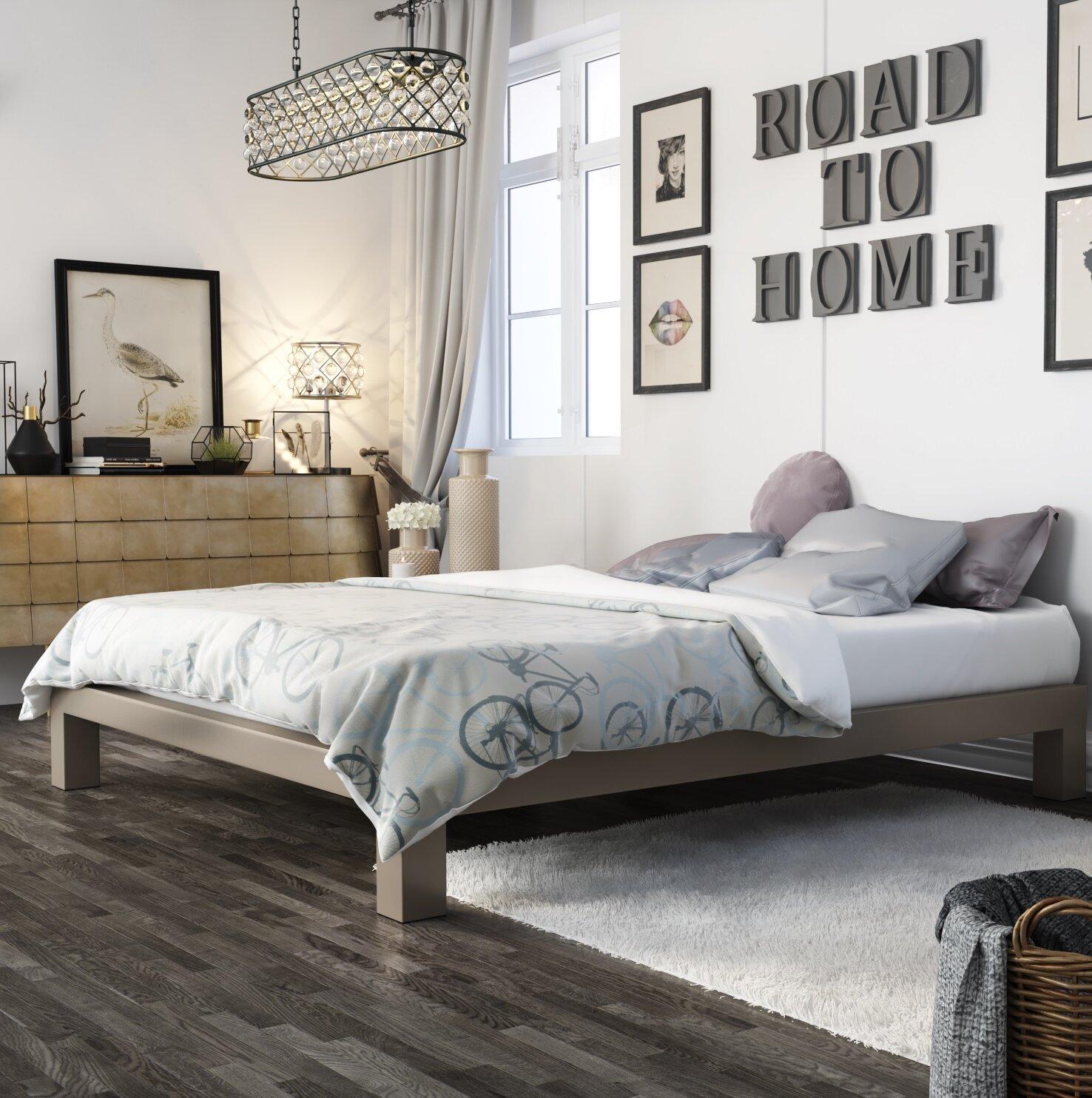 Merveilleux In Style Furnishings Stella Bed Frame U0026 Reviews | Wayfair