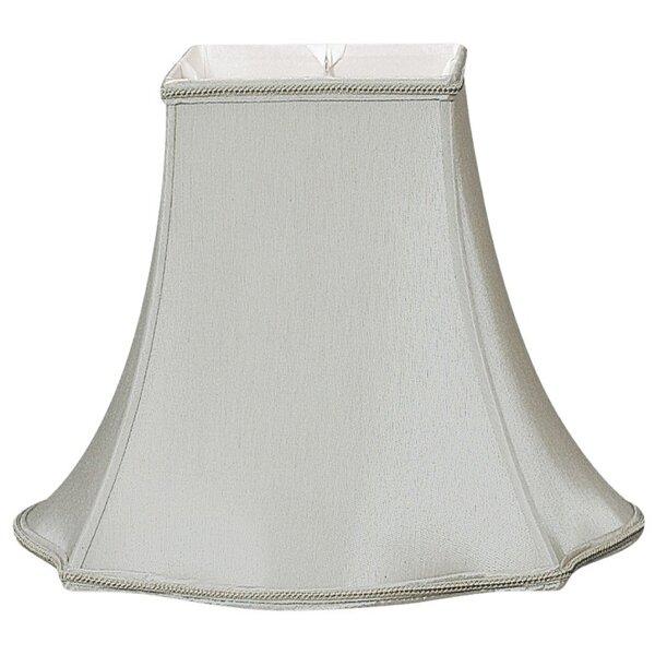 Timeless 14 Silk/Shantung Bell Lamp Shade by Royal Designs