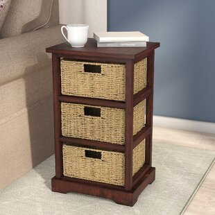 Best Reviews Eagan End Table with Storage By Alcott Hill