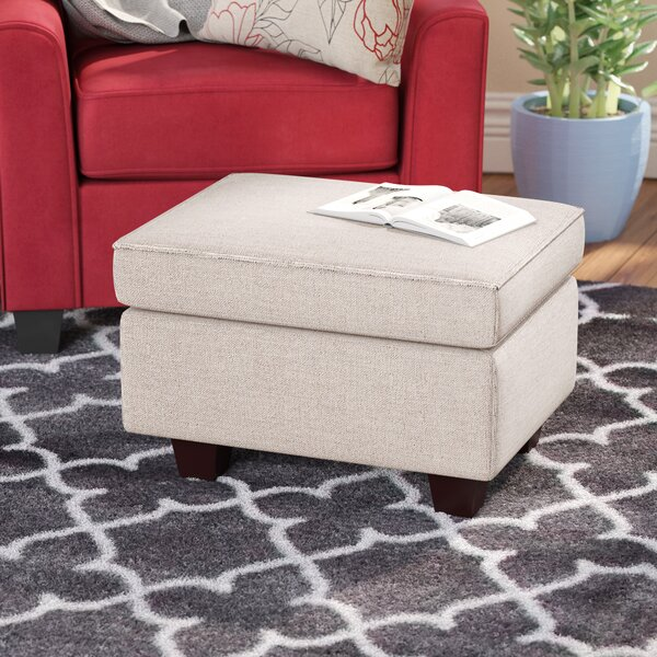Lampkins Ottoman by Andover Mills