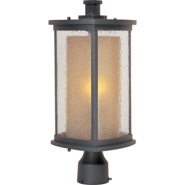 Oroville Outdoor 1-Light Lantern Head by Loon Peak
