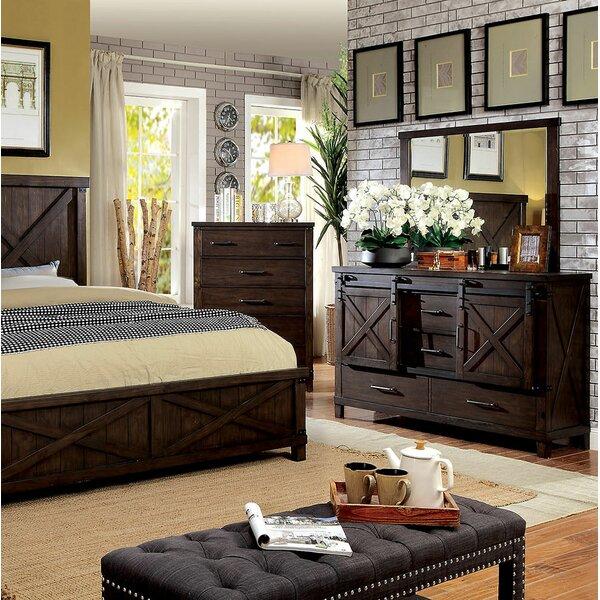 Balsamo 4 Drawer Combo Dresser by Gracie Oaks