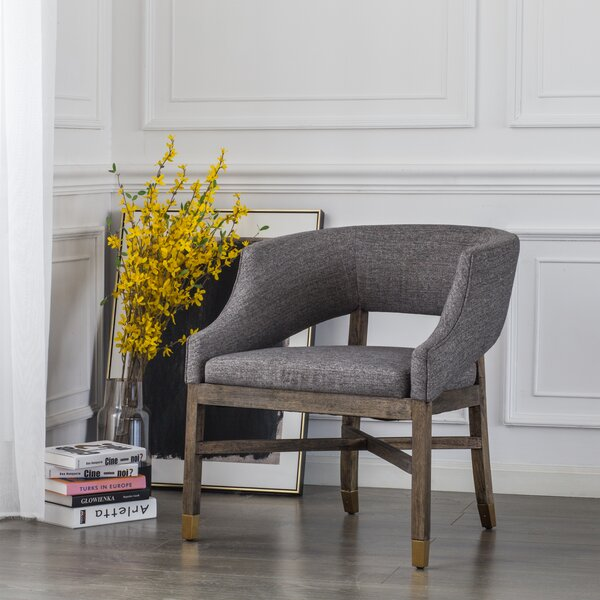 Licking Upholstered Dining Chair by Brayden Studio