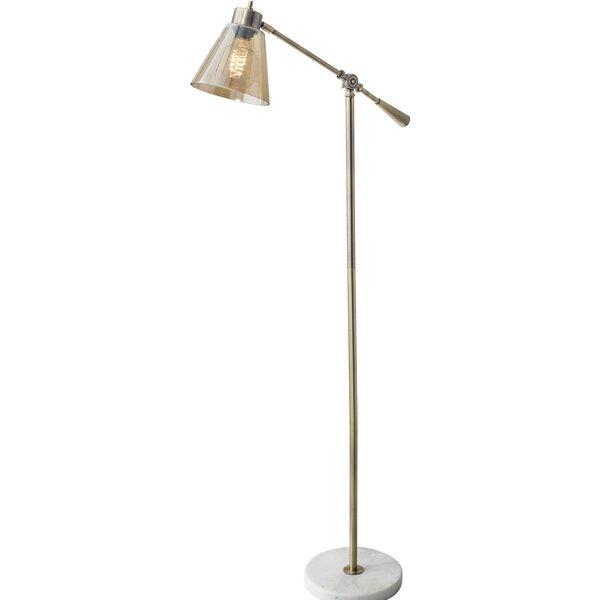 Adesso Sienna 55 5 Quot Task Floor Lamp Amp Reviews Wayfair