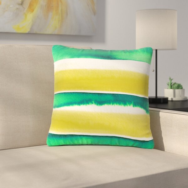 Ebi Emporium Summer Vibes 3 Outdoor Throw Pillow by East Urban Home