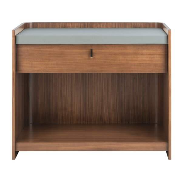 Mccoppin 1 Drawer Nightstand By Brayden Studio by Brayden Studio #2
