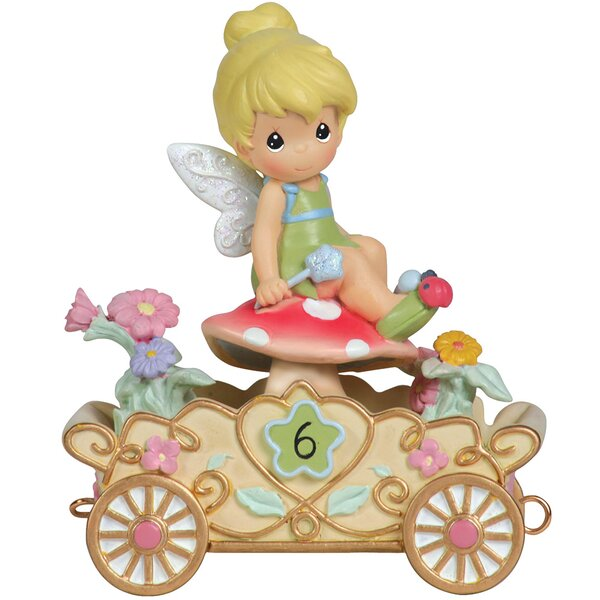"""Have a Fairy Happy Birthday"" Figurine by Prec"
