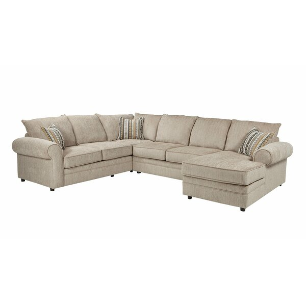 Cresskill Large Sectional by Darby Home Co