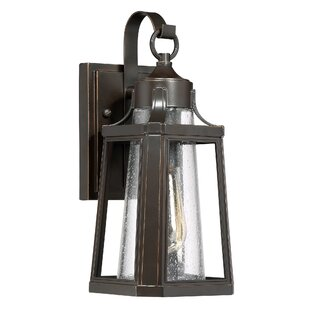 Looking for Nitish Single 1-Light Outdoor Wall Lantern By Gracie Oaks
